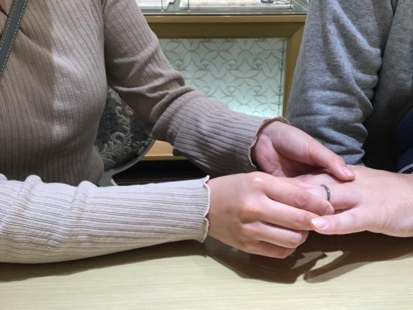 エトル結婚指輪トランクイッロ