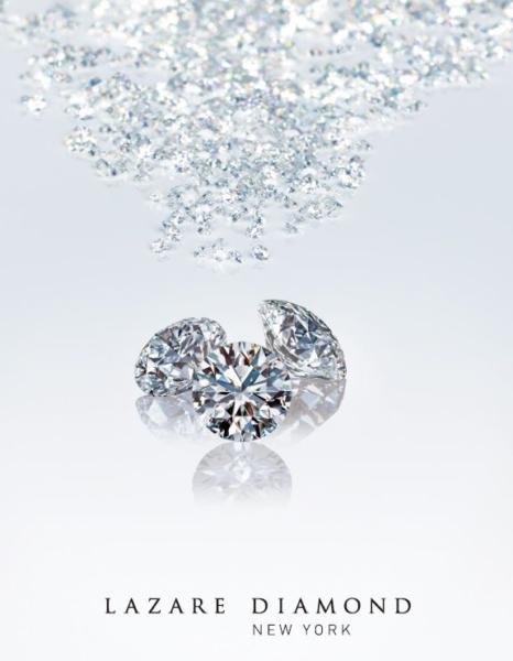 garden姫路のLAZARE DIAMOND/ラザールダイヤモンドの指輪