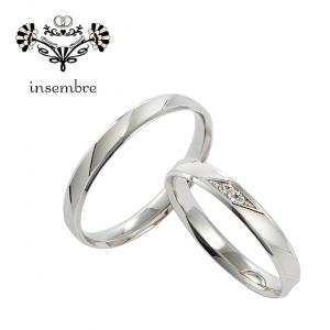 結婚指輪はinsembre/インセンブレ3
