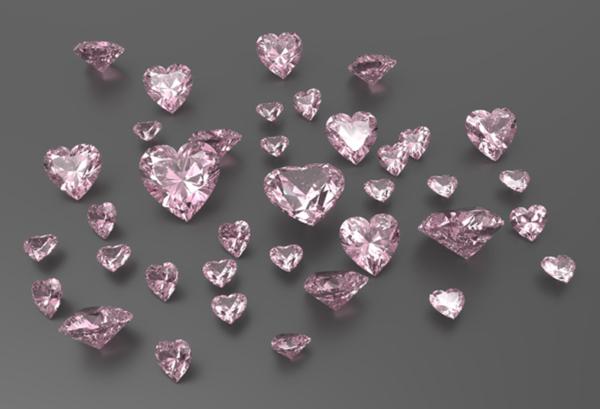 ピンクダイヤモンドのブランドMilk&Strawberry