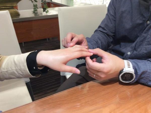 オンリーユウ結婚指輪