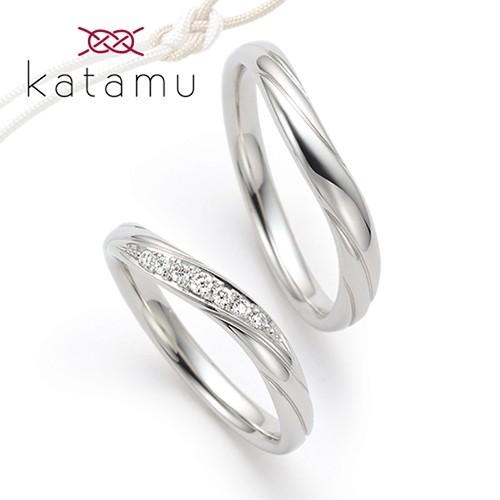 カタム,結婚指輪,マリッジリング,ブランド,和ブランド