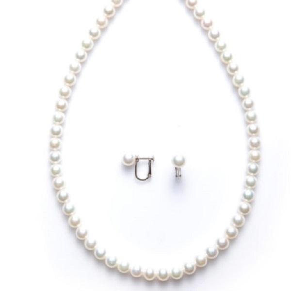 あこや本真珠ネックレス,真珠,パール
