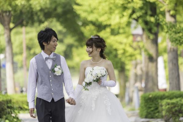 garden姫路のフォトウェディング 2