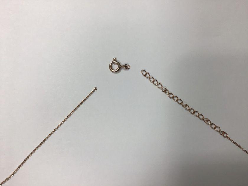 ネックレス修理