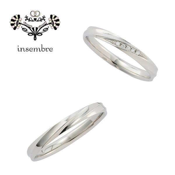 姫路市結婚指輪,インセンブレ結婚指輪