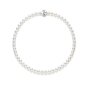 真珠ネックレス|形状記憶ネックレス