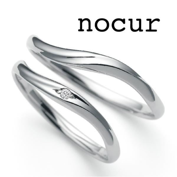 nocurの結婚指輪 CN-055/CN-056