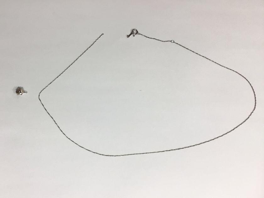 ネックレスチェーン修理
