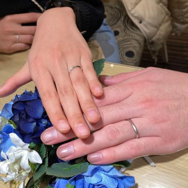 和ブランドの結婚指輪