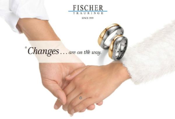 世界最高峰の結婚指輪フィッシャー