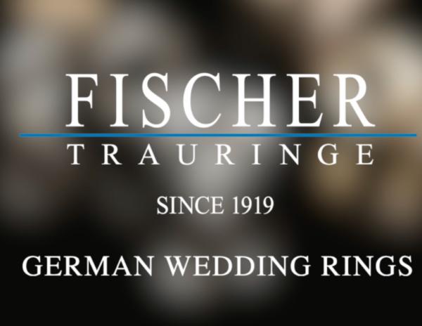 鍛造の結婚指輪FISCHER