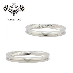 10万円以下で揃う結婚指輪ブランド【insembre】