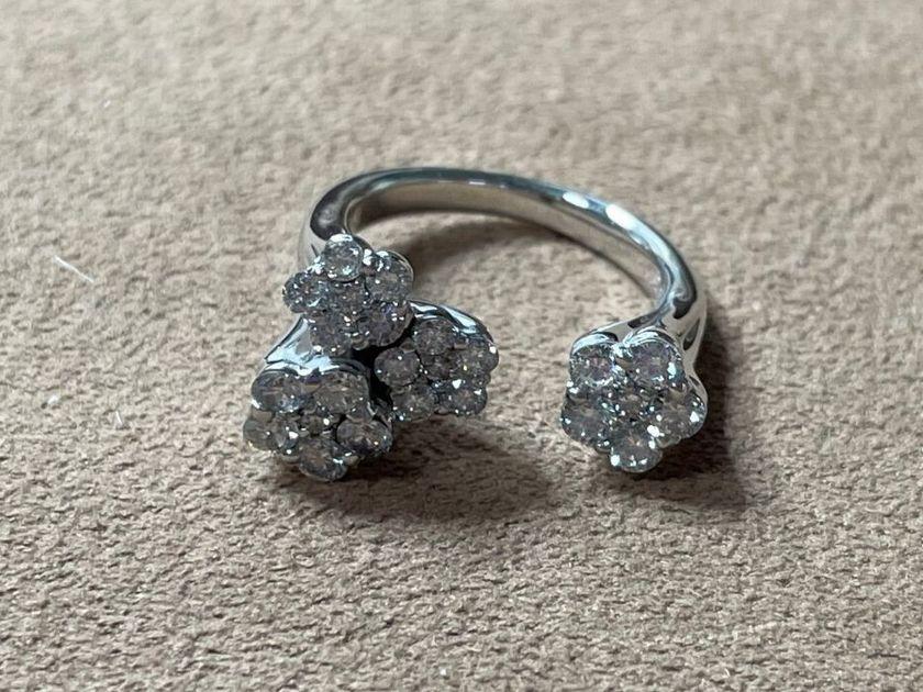 プラチナ指輪修理