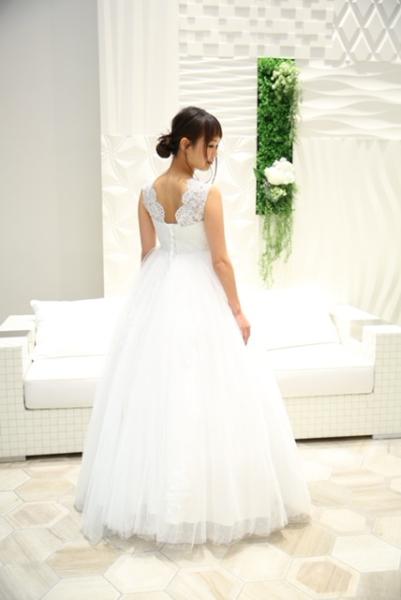 フォトウエディングドレス写真