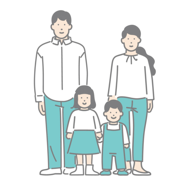 ライフプラン相談を姫路でするなら【みらイフ】 4人家族の場合